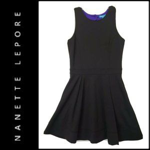 Lamour Nanette Lepore Sleeveless Fit & Flare Dress